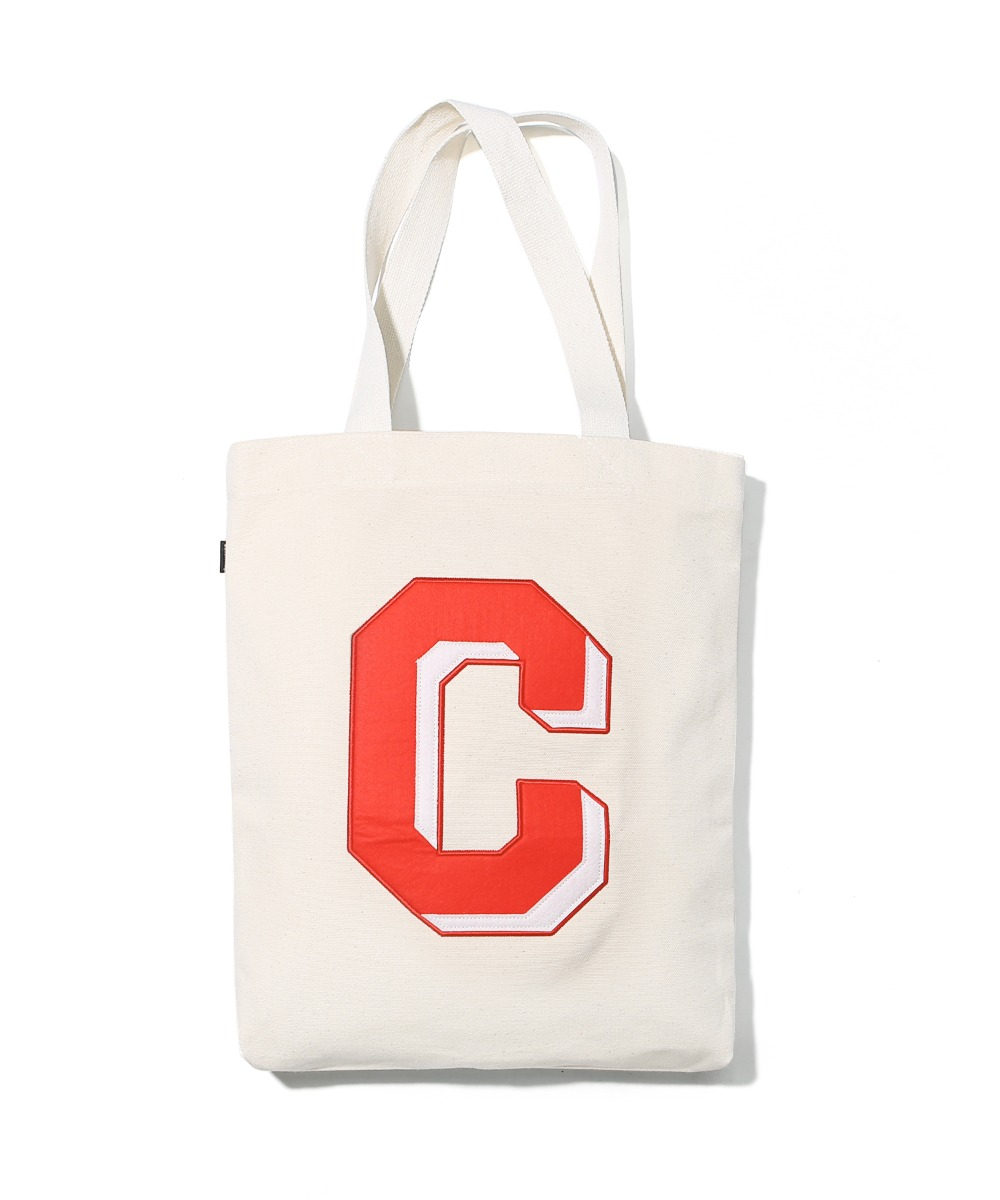 BIG C LOGO ECO BAG RED