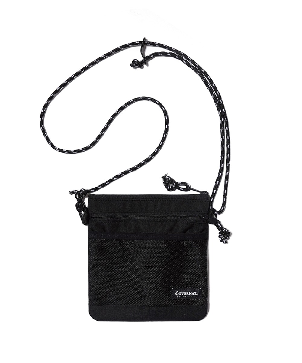 CORDURA SACOCHE BAG BLACK