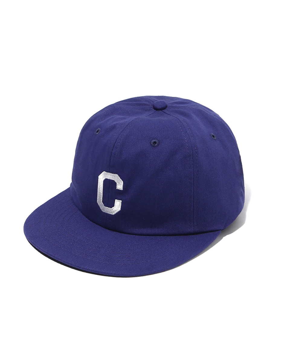 EMBROIDERY C LOGO B.B CAP PURPLE