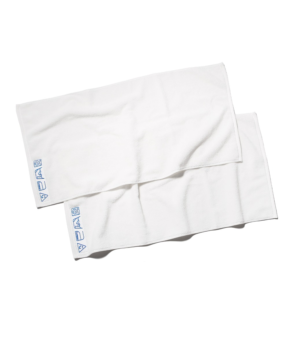 COVERNAT x M/G TOWEL WHITE