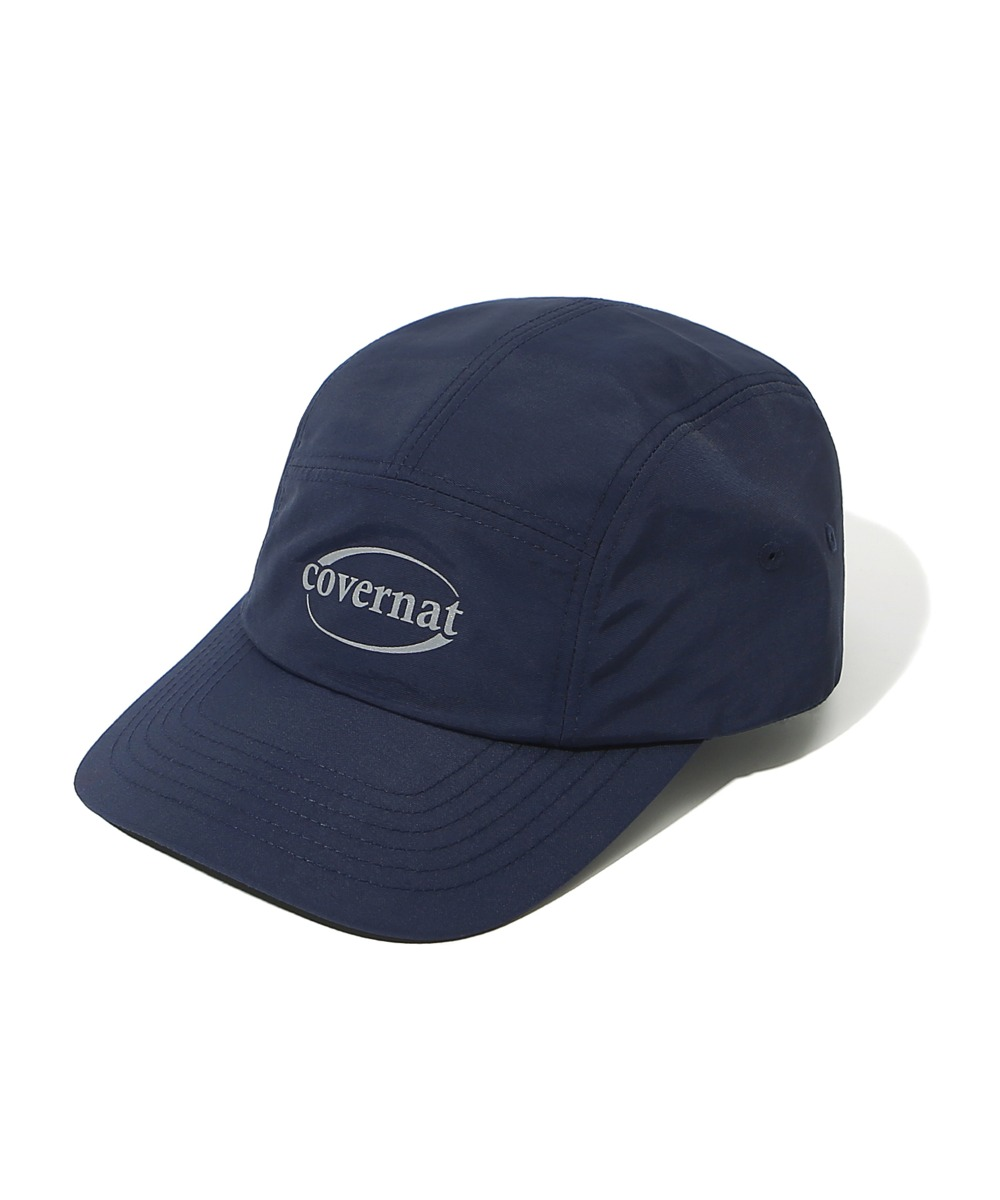 NYLON 5PANELS CAMP CAP NAVY