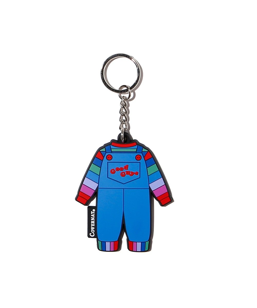 COVERNAT X CHUCKY NO FACE KEY RING