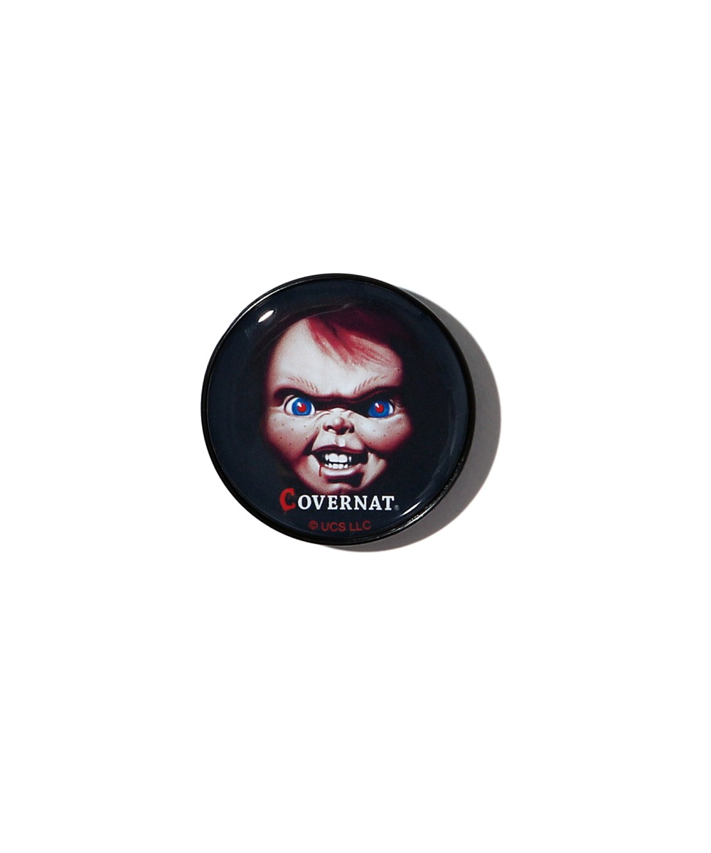 COVERNAT X CHUCKY FACE GRIP TOK BLACK